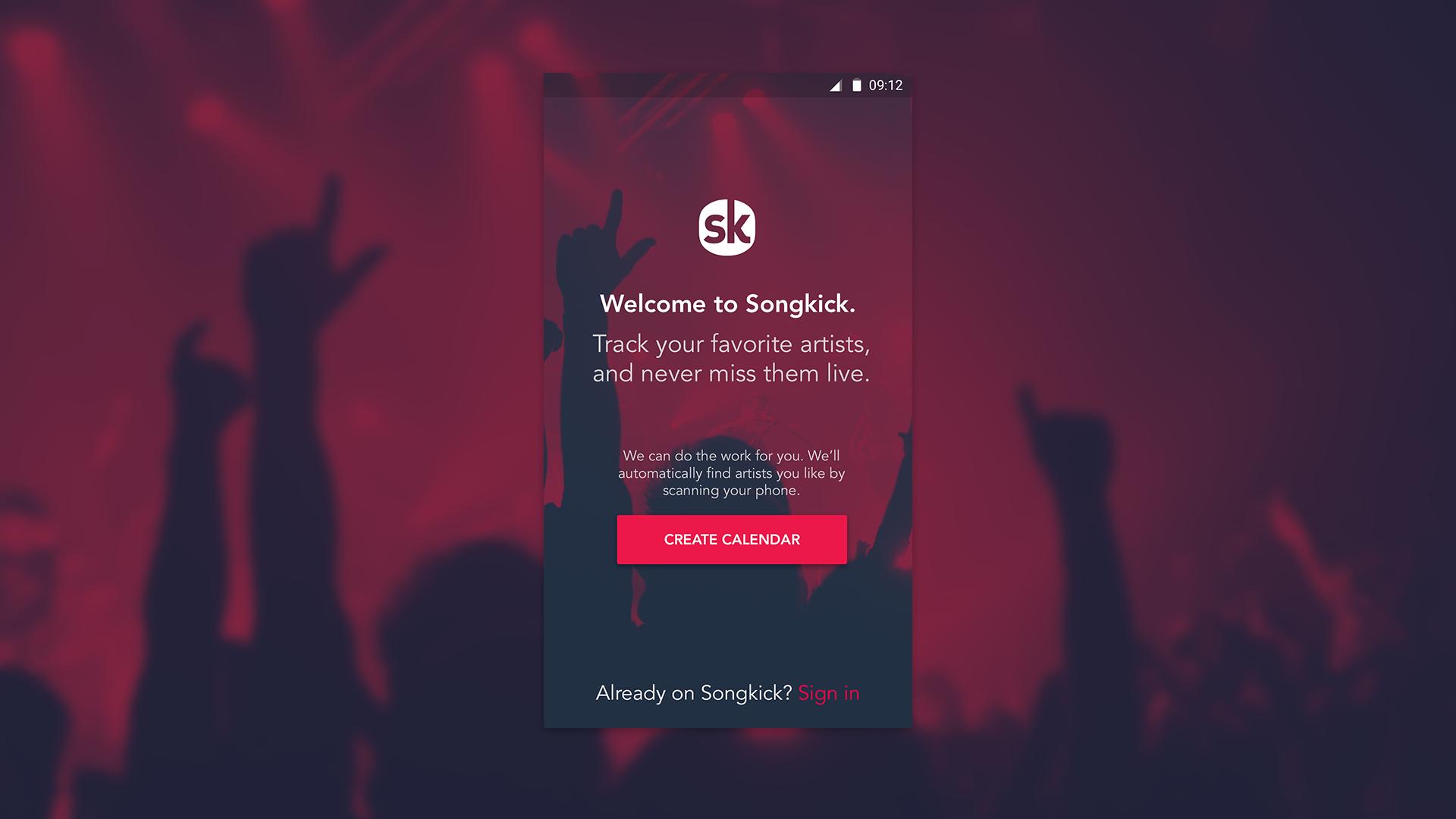 Warner Music adquiere la famosa app de conciertos Songkick